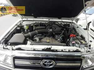 TOYOTA LAND CRUSIER PICKUP 2014   0  BRAND NEW  WITH ELECTRONIC WINCH