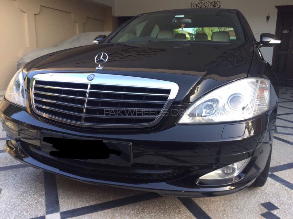 Mercedes benz s class 2007 for sale in islamabad pakwheels for Mercedes benz 2007 s550 for sale