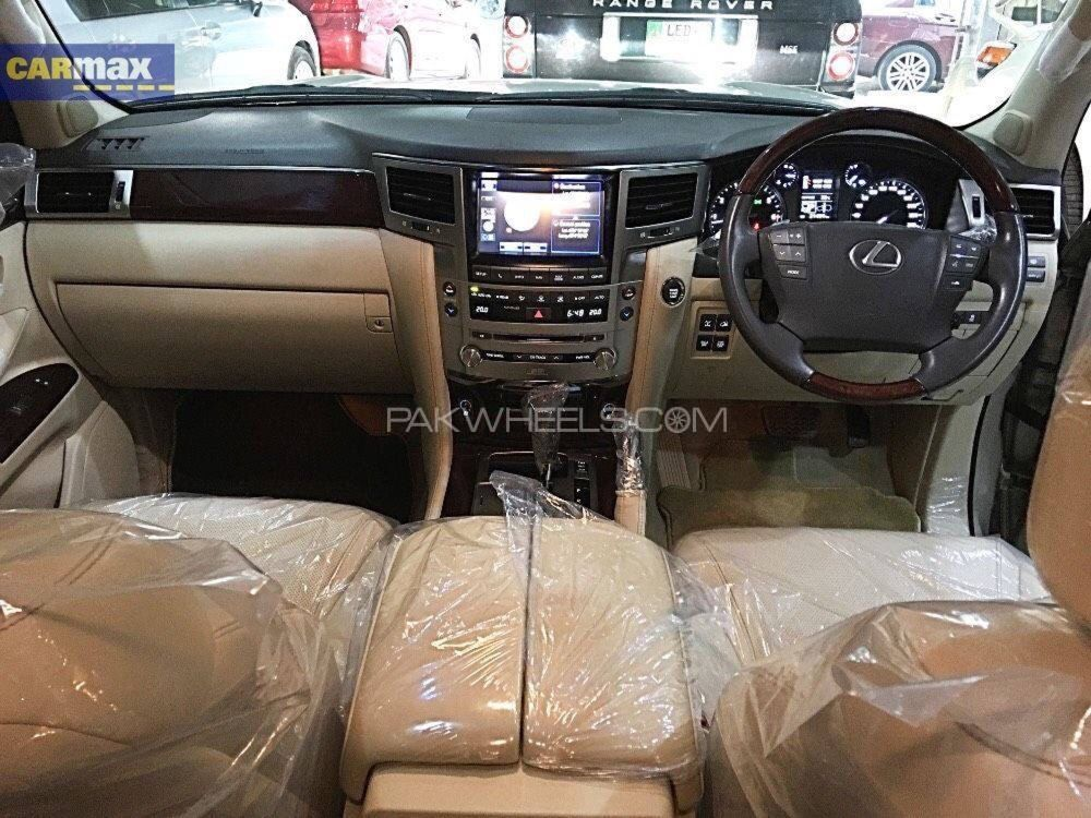 Used Lexus Lx Series For Sale At Victory Lahore Showroom In