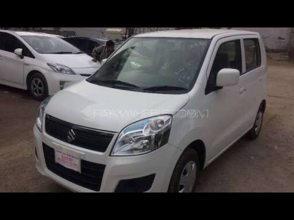 suzuki wagon r vxr 2017 for sale in lahore pakwheels. Black Bedroom Furniture Sets. Home Design Ideas