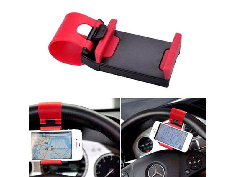 Steering Wheel Mobile Holder in Lahore