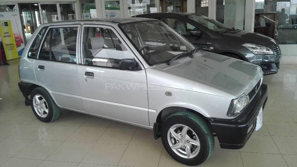 Suzuki Mehran Motors