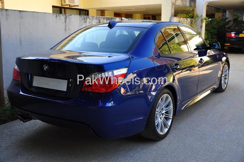 BMW 5 Series 530i 2008 Image-4