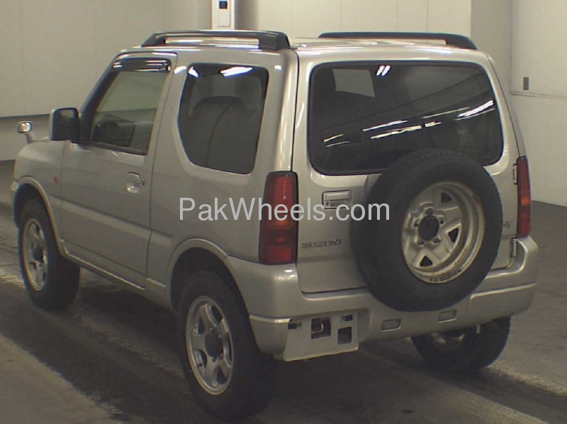 Suzuki Jimny 2007 Image-2