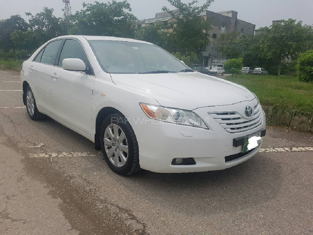 toyota camry g 2008 for sale in islamabad pakwheels. Black Bedroom Furniture Sets. Home Design Ideas