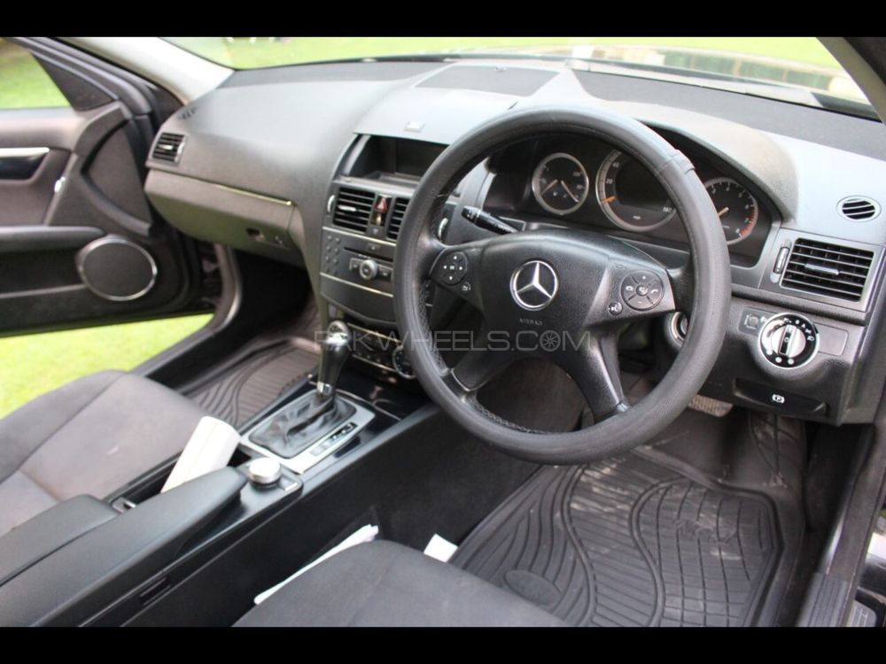 Mercedes Benz C Class C200 2007 For Sale In Nowshera Cantt