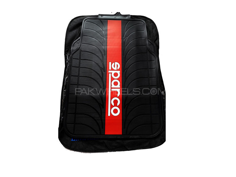 Sparco Floor Mats Tire Pattern Universal in Lahore