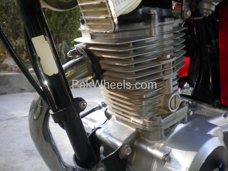 Used Honda CG-125 2008 Bike for sale in Islamabad - Used Bike 99831 - 1764607