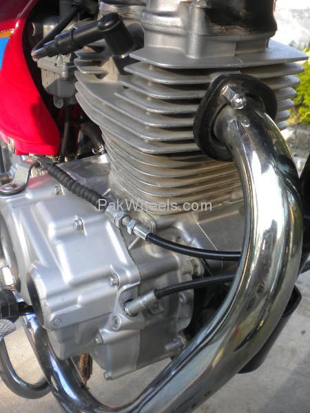 Honda CG 125 2008 Image-3