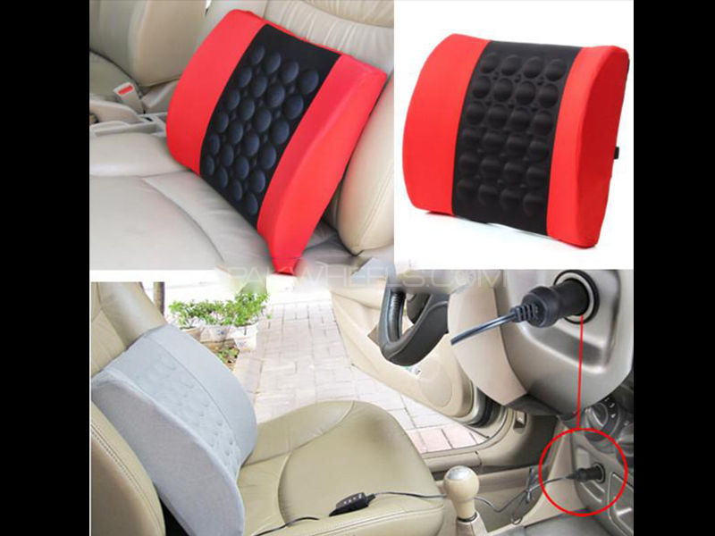 KENCO CAR MASSAGE CUSHION W/ADAPTER in Lahore