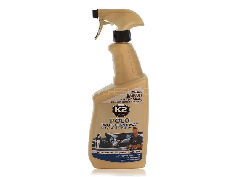 K2 Polo Interior Protectant 770ml in Lahore