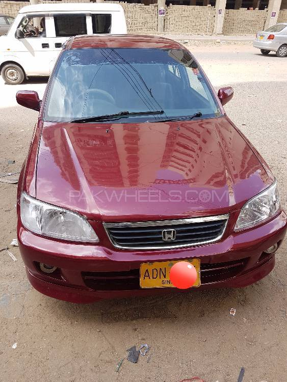 Honda City EXi S 2001 Image-1