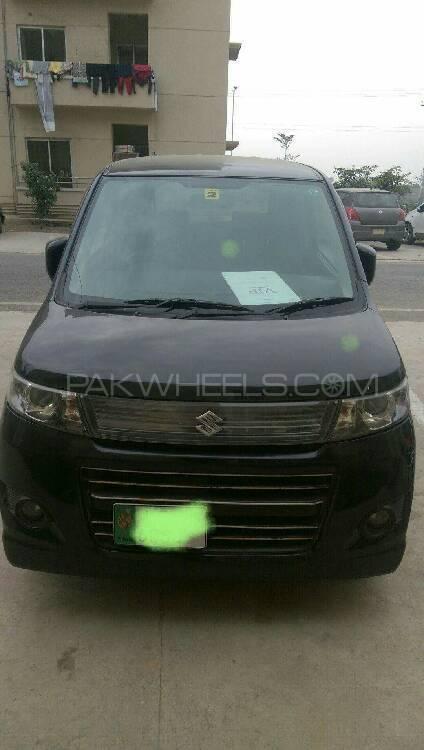 Suzuki Wagon R Stingray T 2012 Image-1