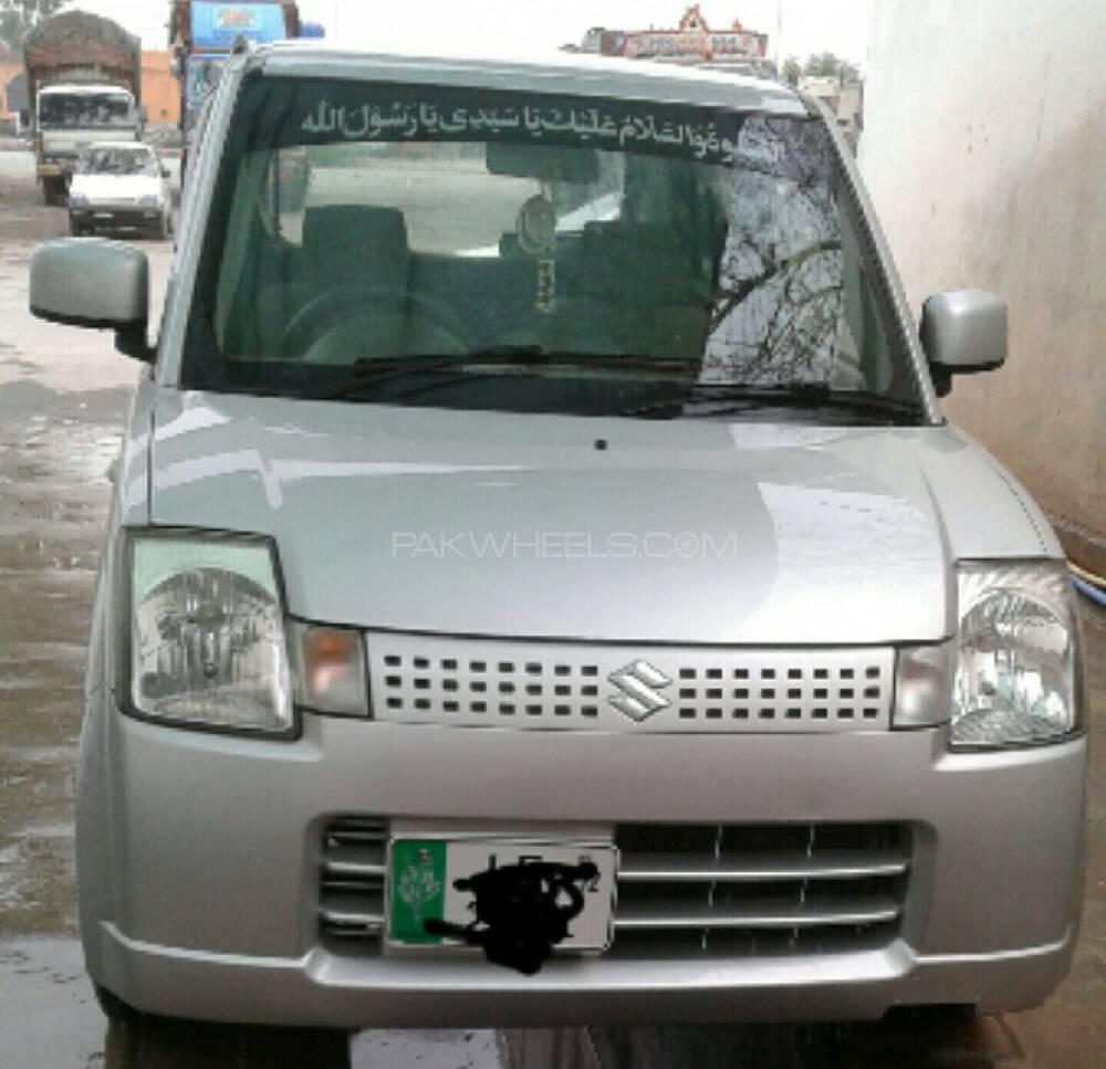 Suzuki Alto Lapin X Selection 2012 Image-1