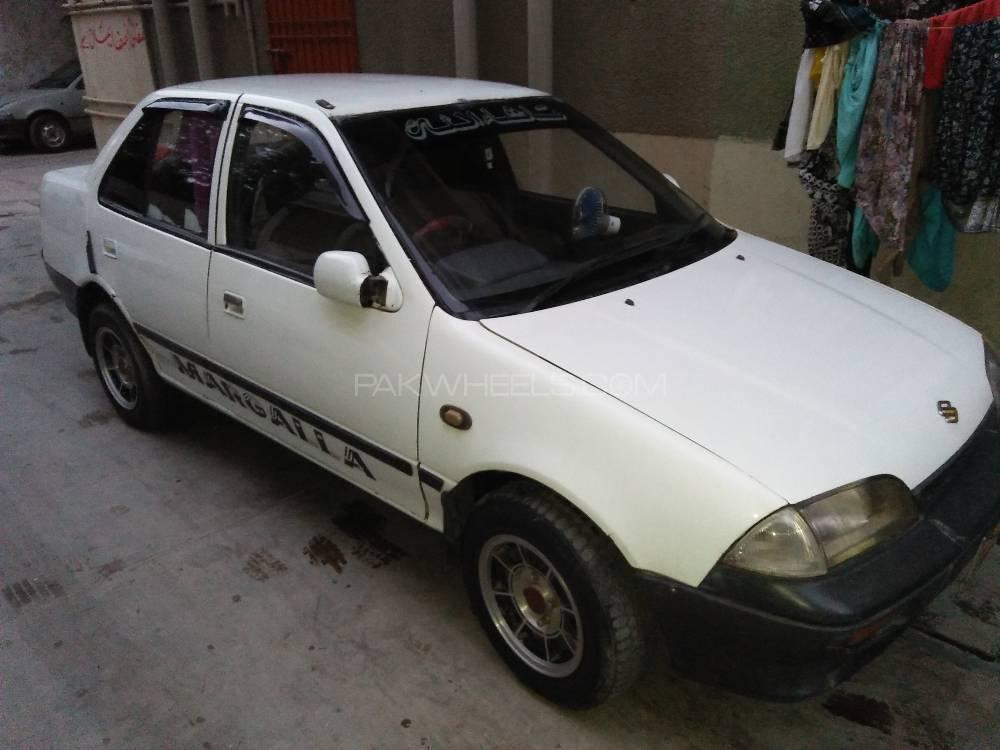 Suzuki Margalla 1992 Image-1