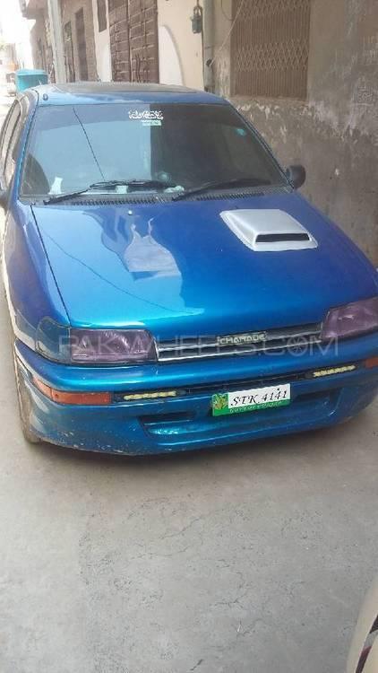 Daihatsu Charade GT-XX 1988 Image-1