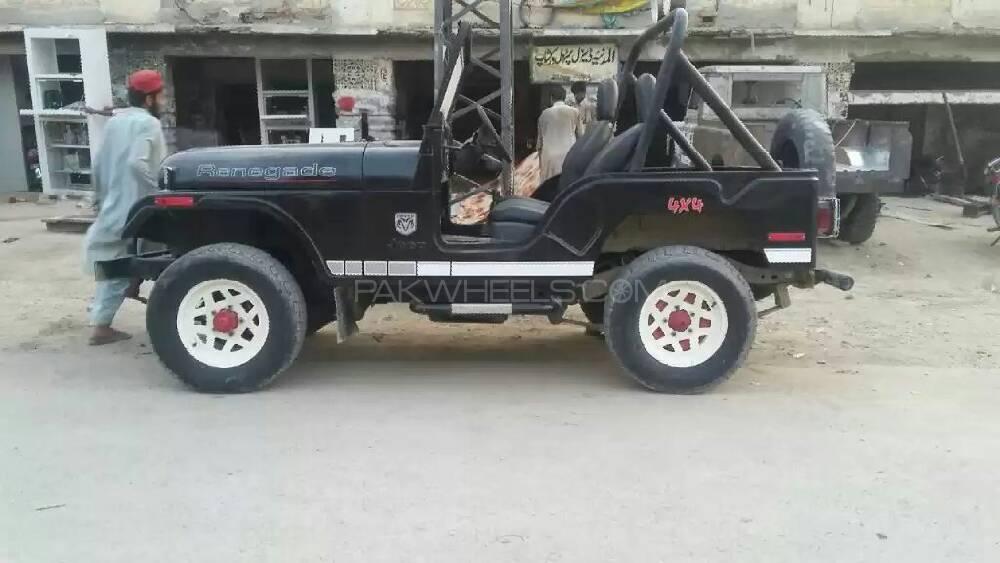 Jeep CJ 5 1978 Image-1