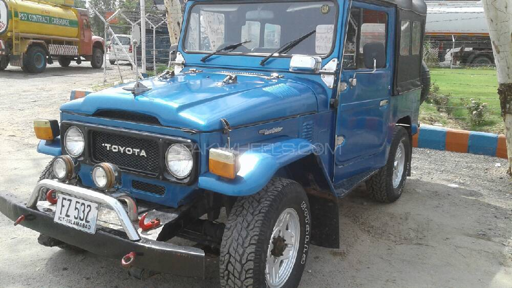 Jeep CJ 5 2.5 1983 Image-1