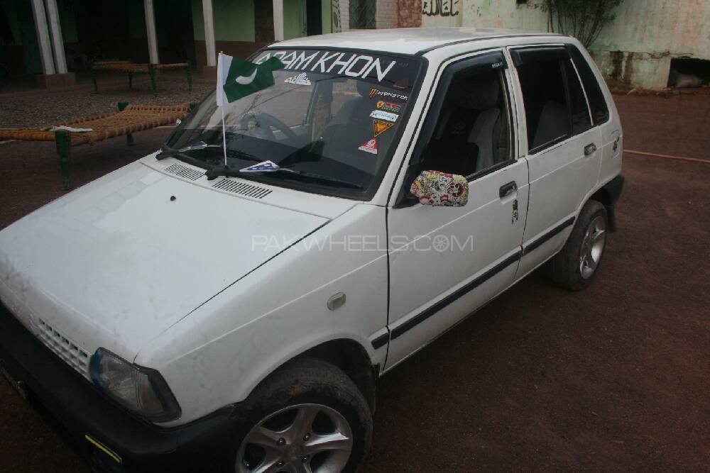 Suzuki Mehran VX (CNG) 2000 Image-1