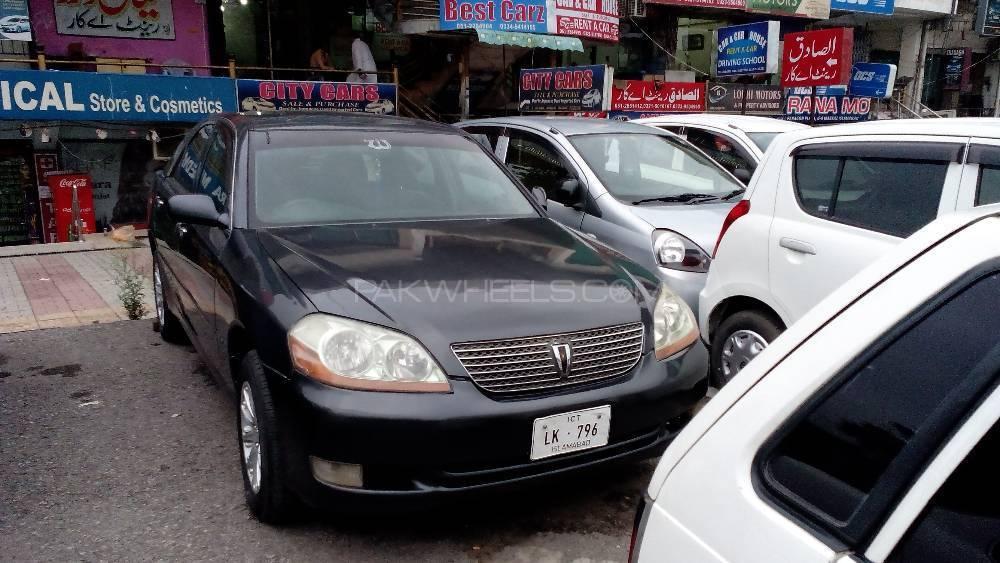 Toyota Mark II Grande 2.5 2002 Image-1