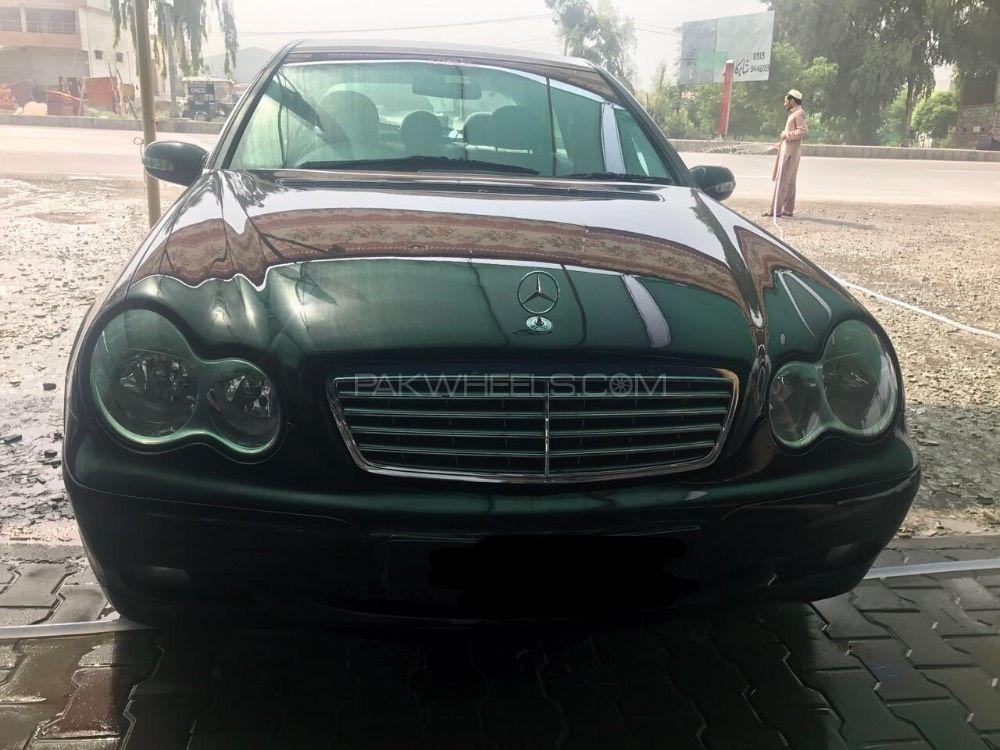 Mercedes Benz C Class 2001 Image-1