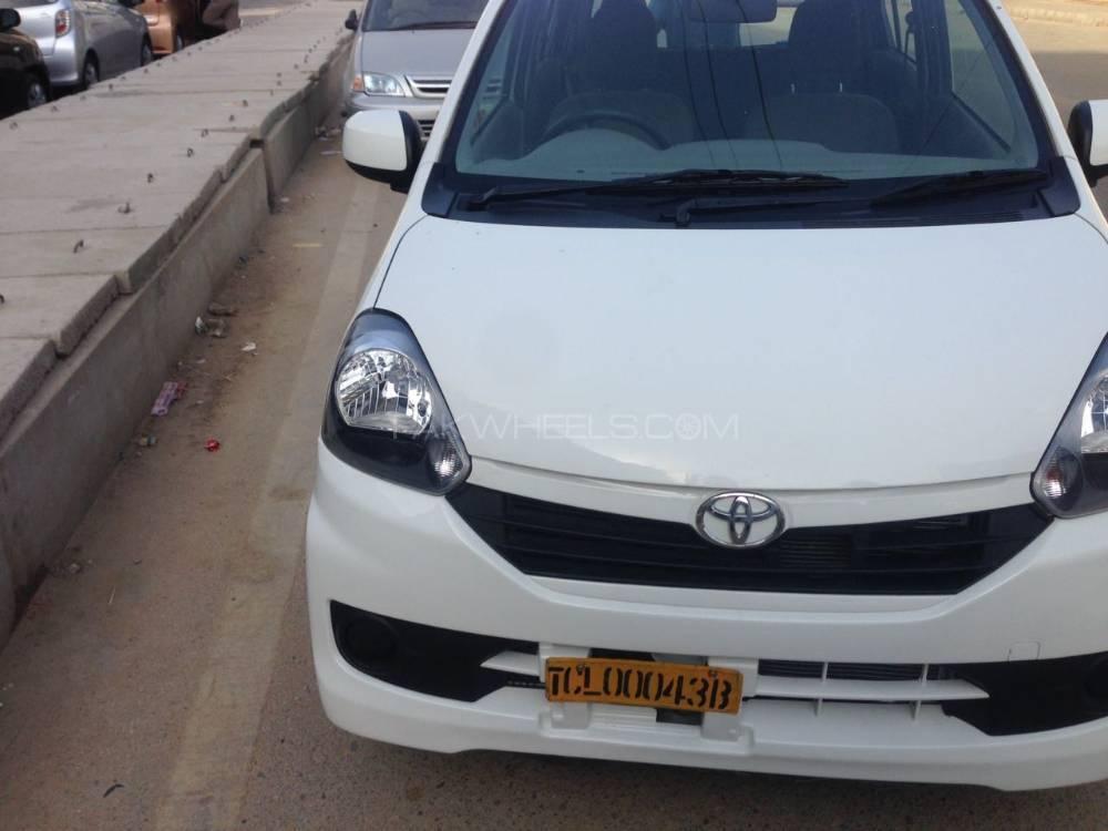 Toyota Pixis Epoch D 2015 Image-1