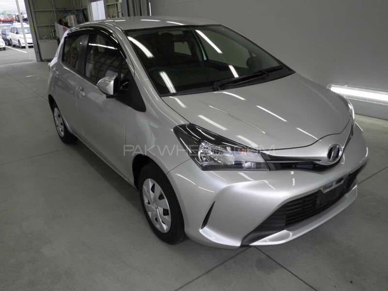 Toyota Vitz F M Package 1.0 2014 Image-1