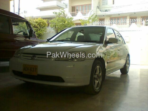Honda Civic EXi 2002 Image-3