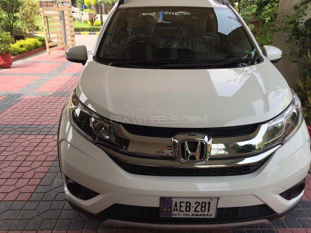 Honda BR-V i-VTEC 2017 Image-1