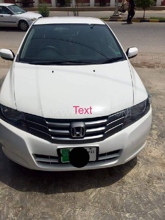 Honda City Aspire 1.3 i-VTEC 2014 Image-1