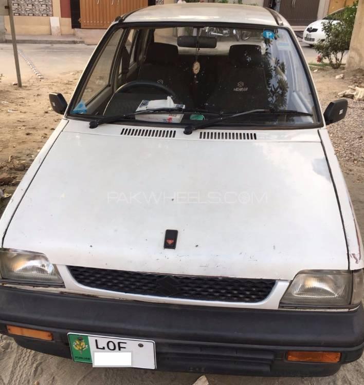 Suzuki Mehran VXR (CNG) 1991 Image-1