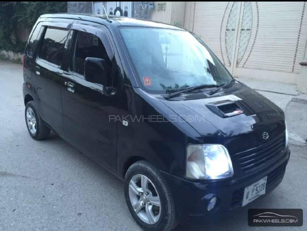 Suzuki Wagon R VXL 2002 Image-1
