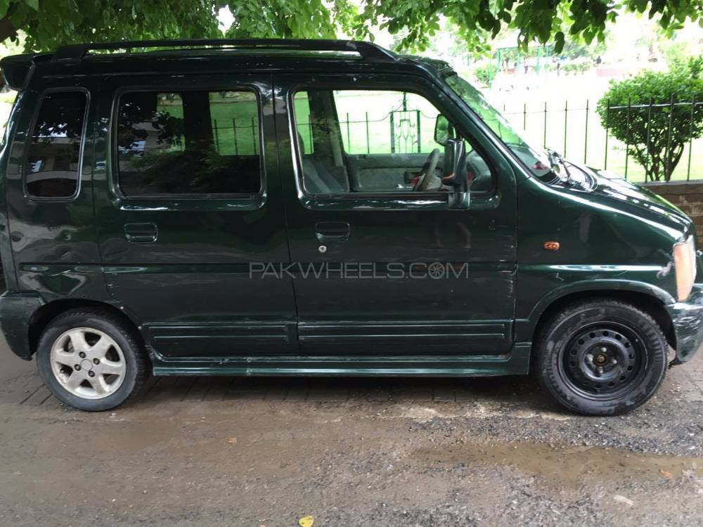 Suzuki Wagon R FX Limited 2004 Image-1