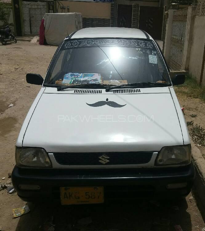 Suzuki Mehran VX (CNG) 2006 Image-1