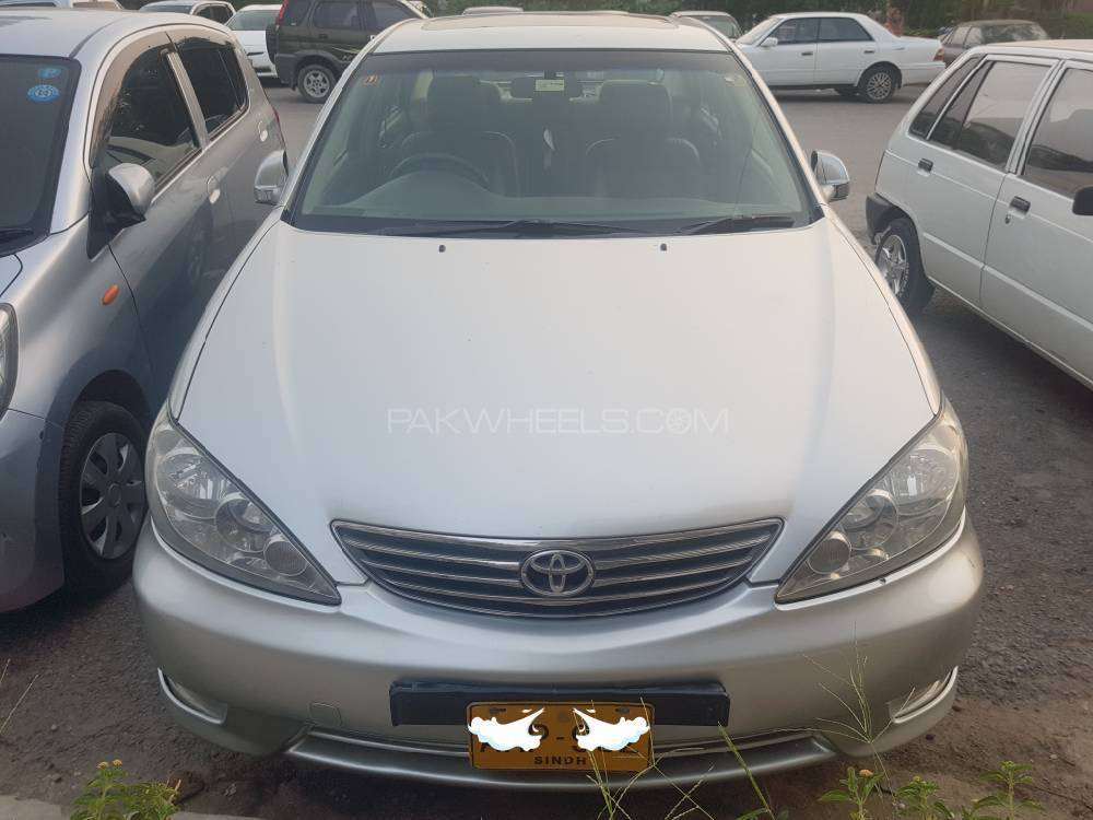 Toyota Camry G 2005 Image-1
