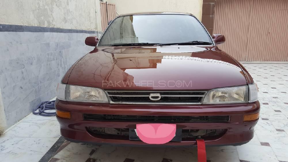 Toyota Corolla 1993 Image-1