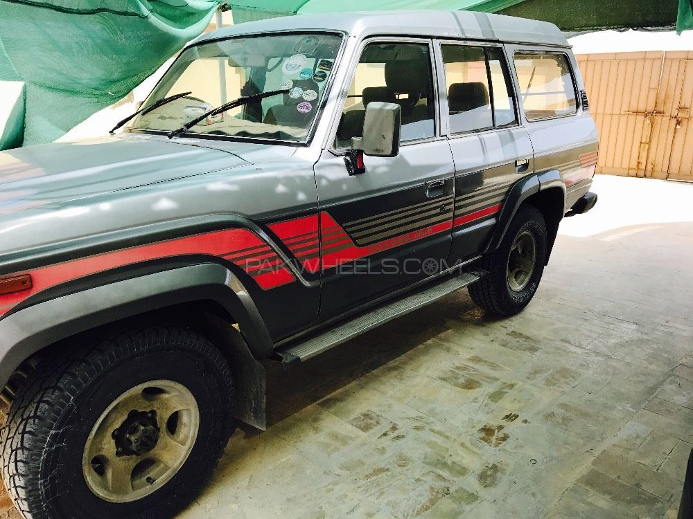 Toyota Land Cruiser VX Limited 4.5 1988 Image-1