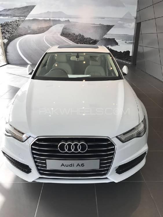Audi A6 1.8 TFSI  2017 Image-1