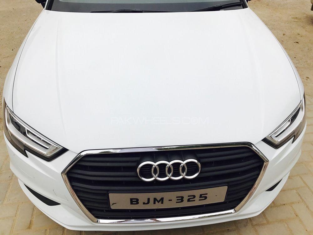 Audi A3 1.2 TFSI Standard 2017 Image-1