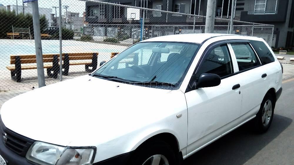 Nissan AD Van 1.3 2006 Image-1