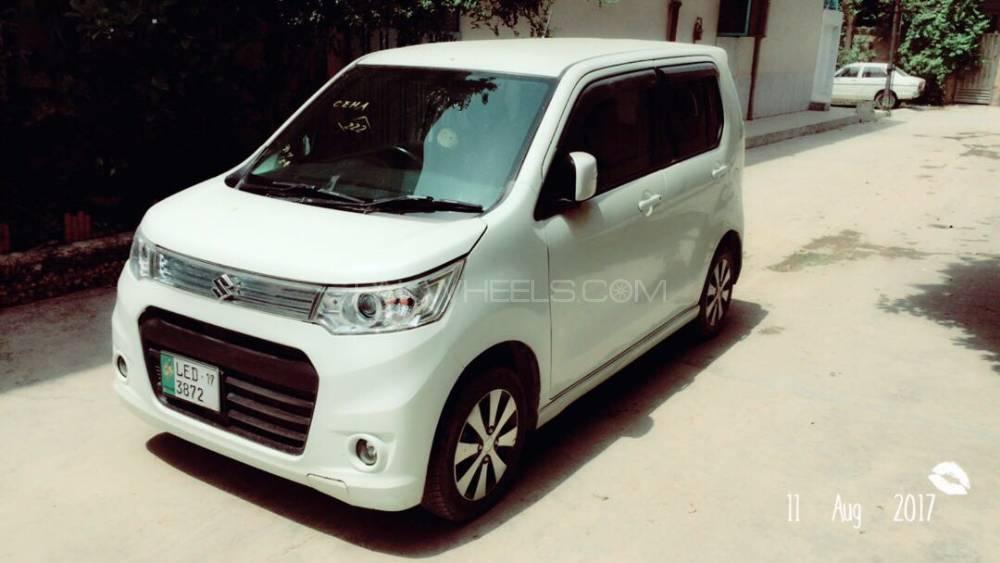 Suzuki Wagon R Stingray T 2017 Image-1
