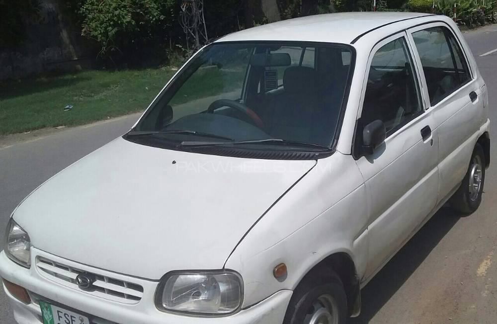Daihatsu Cuore CL Eco 2005 Image-1