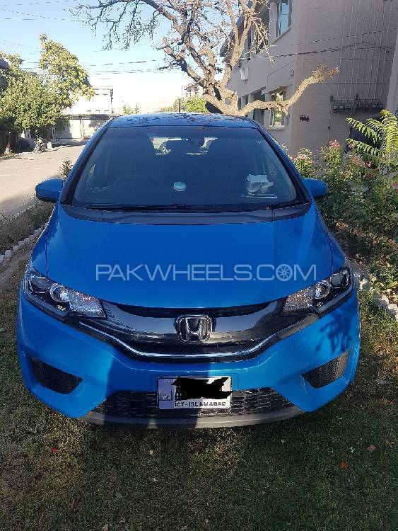 Honda Fit S Package 2013 Image-1