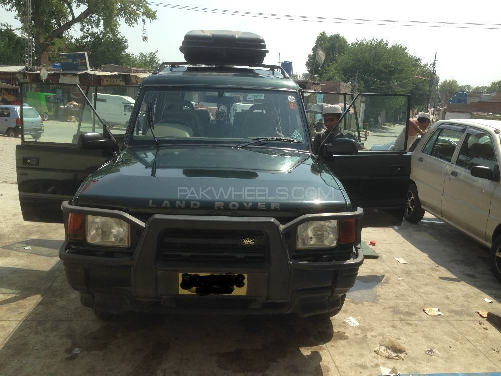 Land Rover Discovery 1996 Image-1