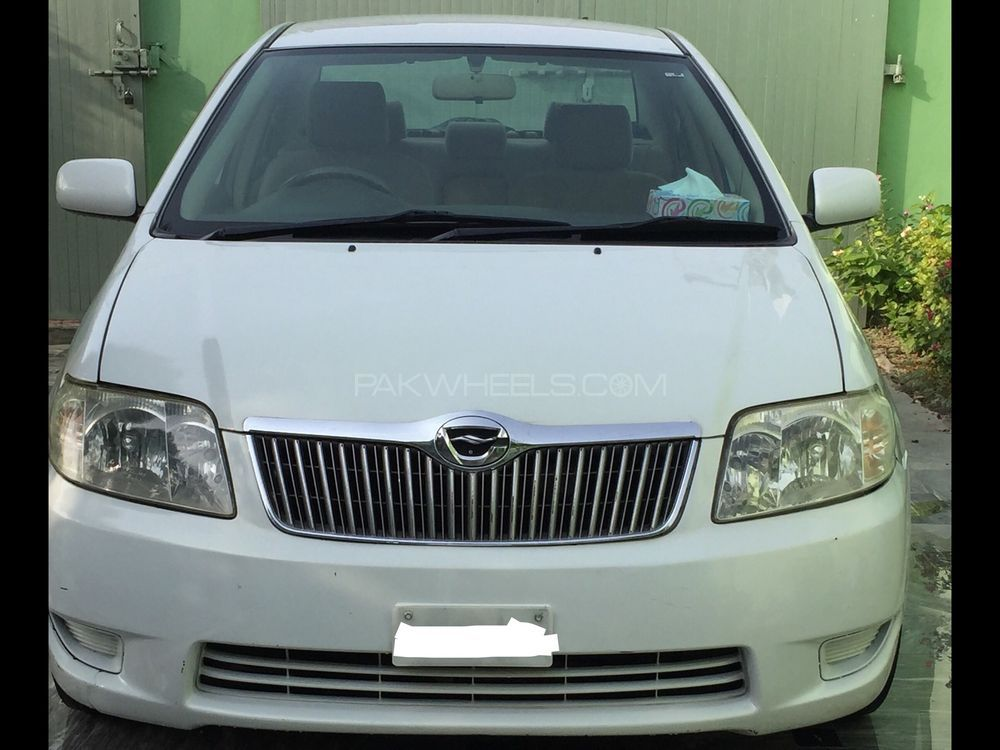 Toyota Corolla G L Package 1.5 2004 Image-1