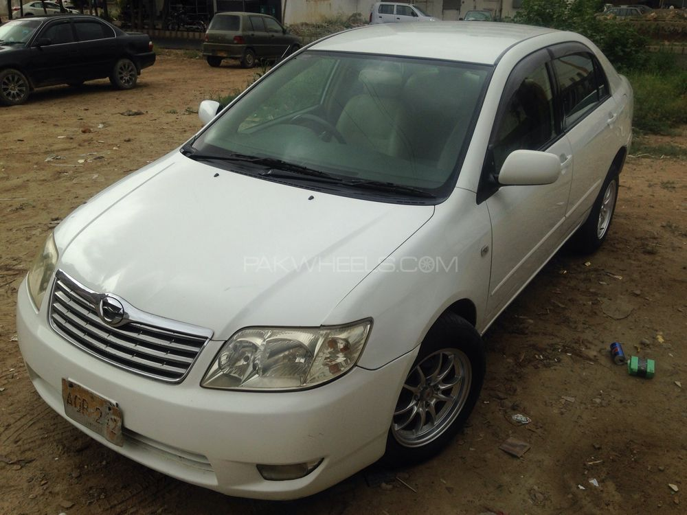 Toyota Corolla X 1.3 2005 Image-1
