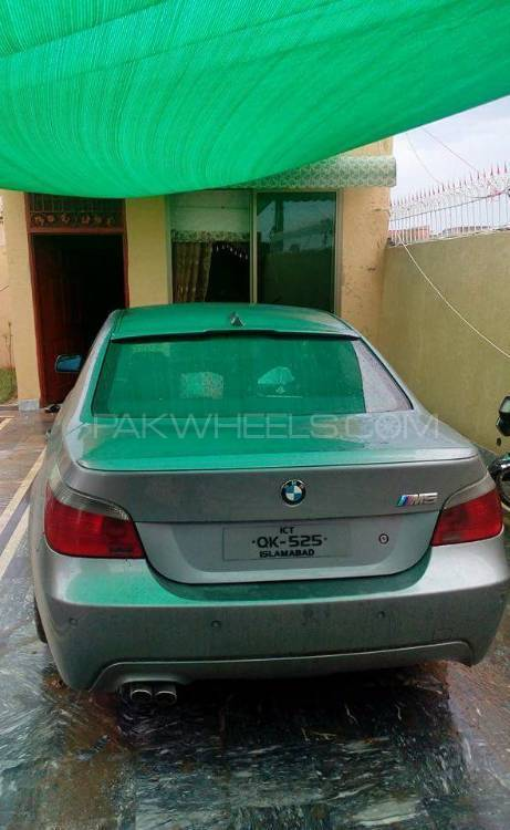 BMW 5 Series 523i 2005 Image-1
