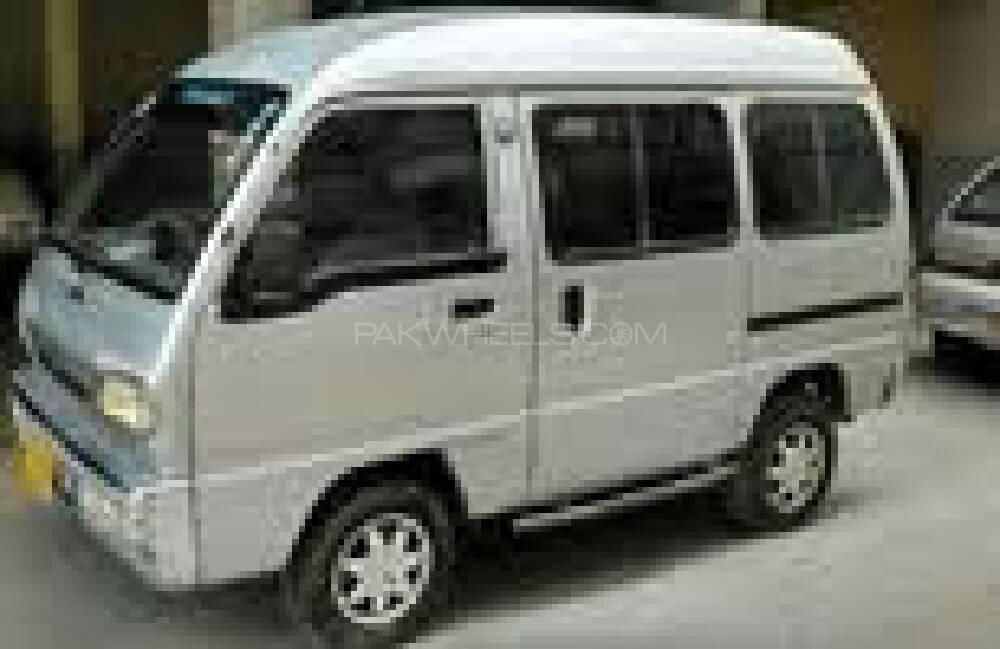 Sogo Family Van 2009 Image-1