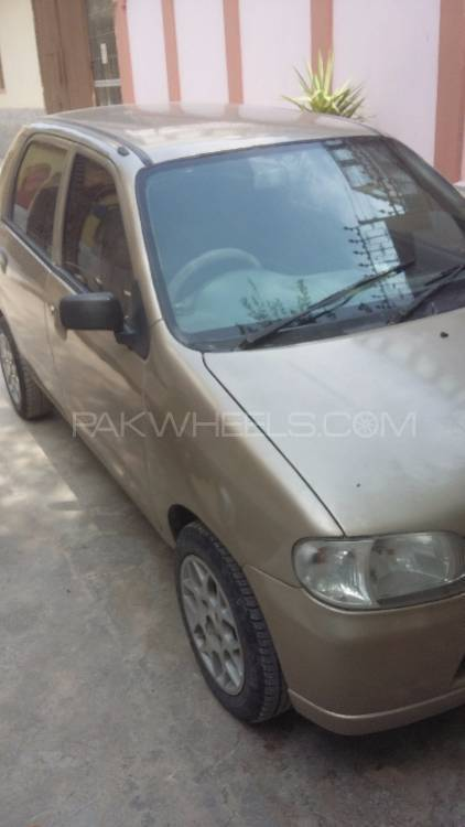 Suzuki Alto VX (CNG) 2006 Image-1