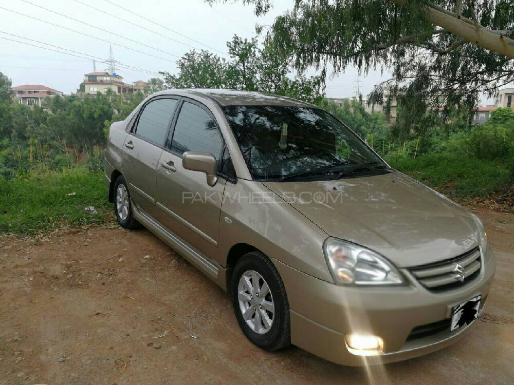 Suzuki Liana LXi (CNG) 2006 Image-1